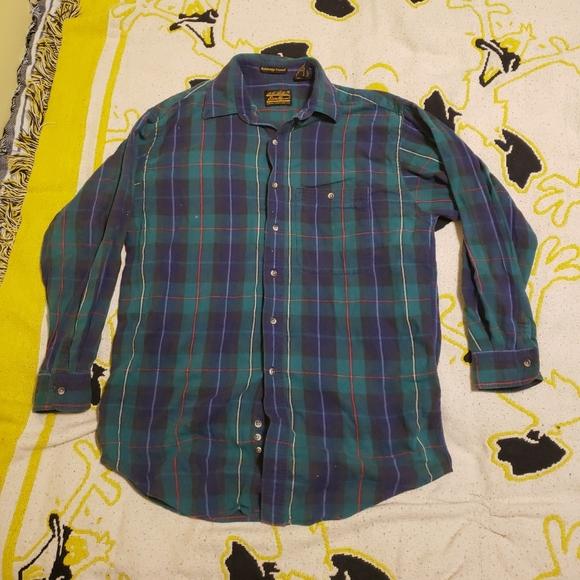 Eddie Bauer Other - Eddie Bauer Men's Bainbridge Flannel Shirt